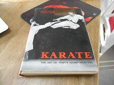 "RARE KARATE THE ART OF ""EMPTY HAND"" FIGHTING NISHIYAMA BROWN EN ANGLAIS 19€ ACH"