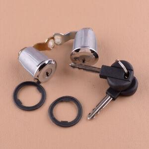 2x Door Lock Set Barrel Lock fit for Citroen Berlingo Xsara Peugeot Partner VAN