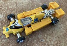 Slicks - Gobots - 1984 - Tonka Bandai Popy - Mr-33 - All Yellow Variant - Rare