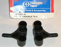 Thunder Tiger R/C Model Car Parts PD0814 Front Knuckle TS-4 Nitro