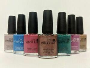 CND Vinylux  Polish Colors -YOU PICK COLOR