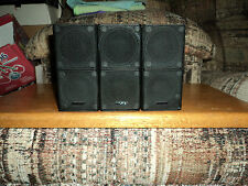 3 BOSE LIFESTYLE 18/28/30/35/38/48/50/V20/V25/V30/V35 JEWEL CUBE SPEAKERS