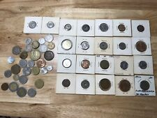 World Coin Collection - Lot Of 50