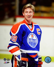 WAYNE GRETZKY Edmonton Oilers LICENSED un-signed poster print picture 8x10 photo