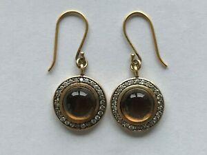 Julie Sandlau Earrings Gold Plated Sterling Silver