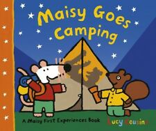 Maisy Goes Camping (Paperback) [NEW]