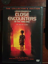 Close Encounters of the Third Kind Dvd Collector's Edition w/insert Nice