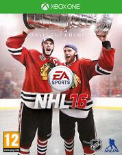 NHL 16 (Hockey) Xbox One Electronic Arts