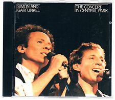SIMON & GARFUNKEL  THE CONCERT IN CENTRAL PARK CD