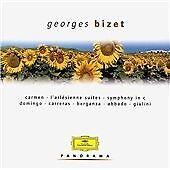 Bizet: Carmen (highlights)/Symphony in C, Placido Domingo, Acceptable