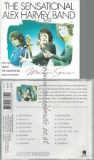 CD--THE SENSATIONAL ALEX HARVEY BAND--MASTER SERIES