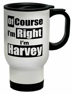 Personalised Ofcourse I'm Right Funny Travel Mug Cup