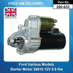 Starter Motor For High Torque 1.4 Kw Ford 1.8 2.0 CVH Zetec