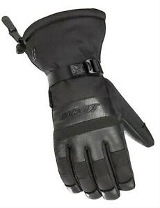 ROCKET WINTER SNOWMOBILE FRONTIER WATERPROOF BREATHABLE GLOVES LARGE