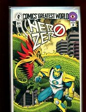 COMICS GREATEST WORLD WEEK 2 HERO ZERO(9.4)(NM)DARK HORSE COMICS(b051)