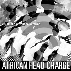 AFRICAN HEAD CHARGE-VISION OF A PSYCHEDELIC AFRICA (POST) (DLCD) VINYL LP NEW