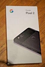 Google Pixel 2 - 64GB - Just Black (Unlocked) Smartphone mint boxed