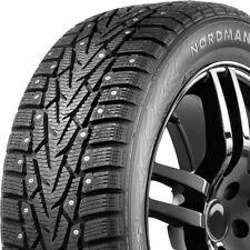 2 Tires Nokian Nordman 7 20560r16 96t Xl Dt Studded Snow Winter Fits 20560r16