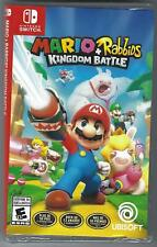 Mario + Rabbids Kingdom Battle Nintendo Switch Includes Season Pass With 3 DLC's