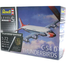 Revell C-54D Thunderbirds Platinum Edition Model Kit (Level 5) (Scale 1:72) NEW