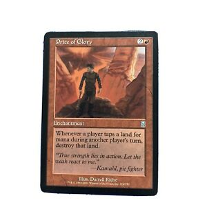 1x Mtg Price of Glory Odyssey NM Uncommon Magic The Gathering Free Shipping