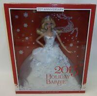 2013 Holiday Barbie Doll - 25th Anniversary MIB NRFB