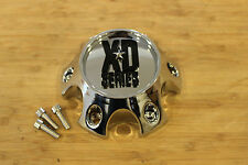 KMC XD Series Chrome Wheel Rim 6 Lug Center Cap 309B114.3-6H