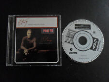 """Sting/Send your love 3""""Pock it/CD"""