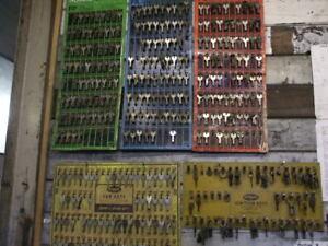 Classic car keys, FP,FA,FS,FT,SERIES. vintage Wilmot Breedon Romac HD
