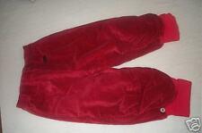 JOTTUM rote Samt-Stiefelhose DOT WI06 Gr. 110 NEU