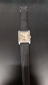 Vintage 14k  GF BULOVA Mens 15 Jewels   Wristwatch - Running