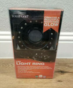 Total Pond LED LIGHT RING Dusk To Dawn - FREE SHIPPING