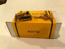 CCM Classic Construction Caterpillar D7 With Ripper 1/87