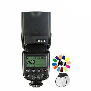 Godox TT600 Speedlite 2.4G Wireless Built-in X-System GN60 Universal Flash