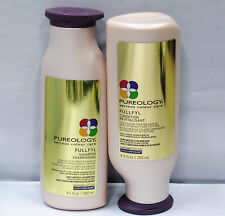 Pureology Fullfyl Shampoo and Conditioner 8.5 oz Duo Set Pack Density Texture