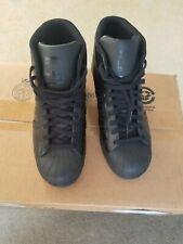 Adidas Pro Model 'Triple Black' Men's Shoes Core Blk sneakers S85957 SIZE 10 EUC