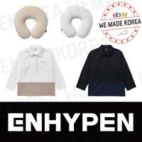 ENHYPEN Official Goods Pajama Set & Neck Pillow 2 colors Authentic K-POP MD