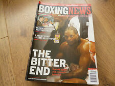February Boxing News Magazines