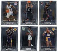 2012-13 Panini Prizm Basketball Pick Your Card Complete Your Set 1st Year Prizm