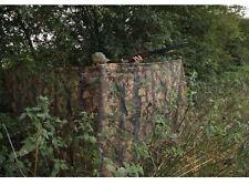 JACK PYKE CLEARVIEW HUNTING HIDE NET 4 x 1.5m oak tree camouflage lightweight