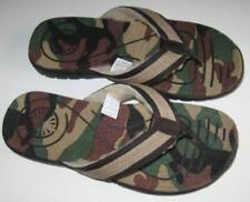 UGG Australia Boys/Girls Camouflage Flipflops (3) NWT