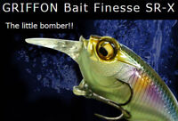 Megabass GRIFFON Bait Finesse SR-X Mini Crank bait