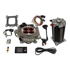 FiTech Fuel Injection System 36003; Go Street EFI & Regulated G-Surge Master Kit