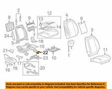 20811561  2011 - 2015 CHEVROLET VOLT FRONT LEFT DRIVER SEAT ADJUST HANDLE OEM
