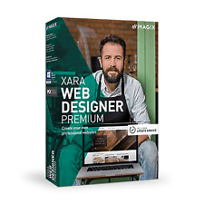 XARA WEB DESIGNER PREMIUM +NEW 2020 EDITION+MULTI LICENSE+PHYSICAL DISK+