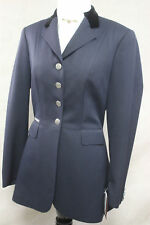 Kentucky Navy Dressage Coat, Size: 34ins Chest, Ref: 874-69