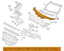 PORSCHE OEM 911-Cowl Grille Panel Windshield Wiper Cover-Vent 99757256310FMT