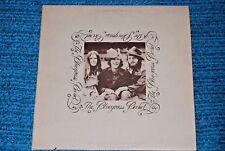 THE BLUEGRASS BAND S/T Private Folk w/DENNIS COATS Rare Private LP