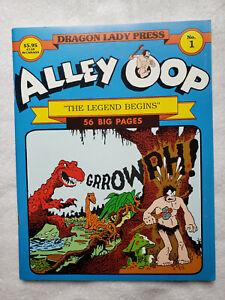 Alley Oop #1 - The Legend Begins (Dragon Lady Press, 1987 (1933))