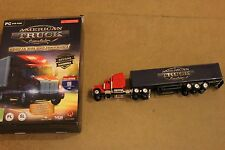 American Truck Simulator Collector's Edition TRUCK + BOX - NO GAME